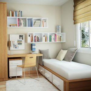 Tips Memilih tempat tidur dengan laci
