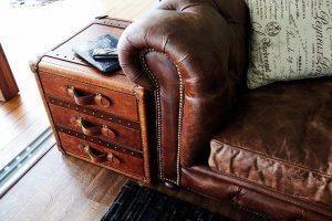 Punya Sofa Kulit Ini Dia Cara Merawatnya