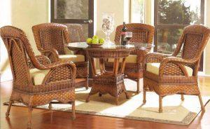 Supaya Awet, Ikuti Perawatan Furniture Rotan Berikut Ini