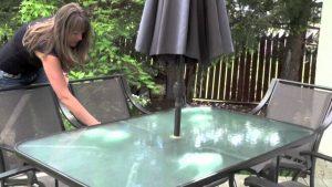 Punya Furniture Outdoor Ini Lho Cara Merawatnya